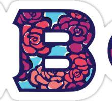 Pi Beta Phi lilly pattern Sticker