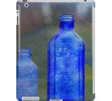 Blue Bottles iPad Case/Skin