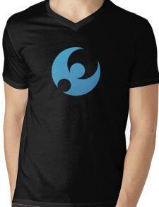 Team Moon Mens V-Neck T-Shirt