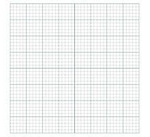 Graph Paper. Photographic Print