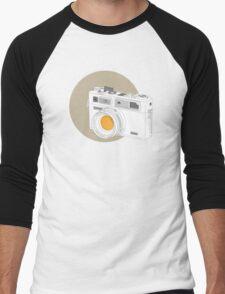 Yashica electro 35GSN Men's Baseball ¾ T-Shirt