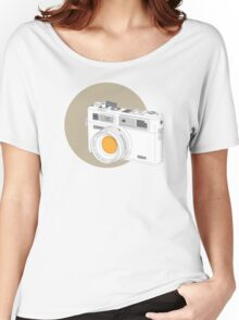 Yashica electro 35GSN Women's Relaxed Fit T-Shirt