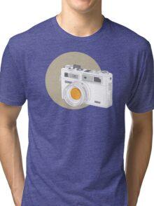 Yashica electro 35GSN Tri-blend T-Shirt