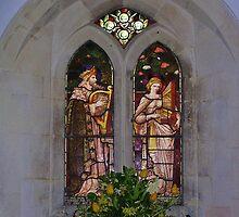 Warblington Window by lezvee