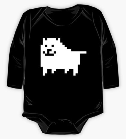 Dog One Piece - Long Sleeve