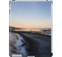 Iceland V iPad Case/Skin