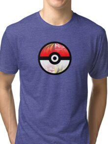 Maryland Pokeball Tri-blend T-Shirt