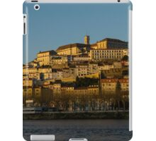 General view of Coimbra Portugal iPad Case/Skin