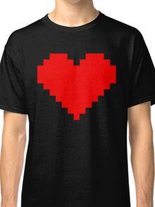 Pixel Heart Classic T-Shirt