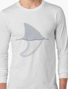 Fins of the sea Long Sleeve T-Shirt