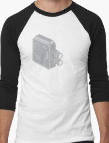 Meopta Men's Baseball ¾ T-Shirt