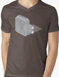 Meopta Mens V-Neck T-Shirt