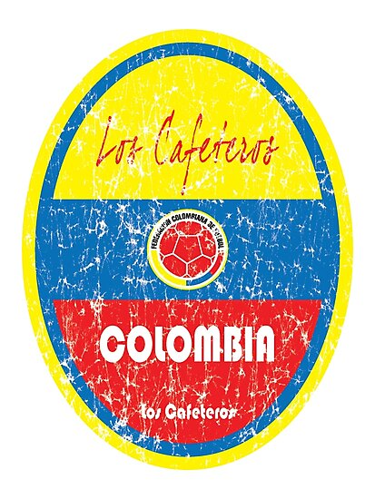 Copa America 2016 - Colombia by madeofthoughts