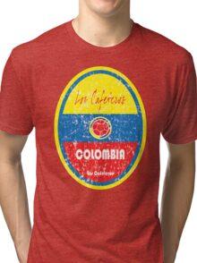 Copa America 2016 - Colombia Tri-blend T-Shirt