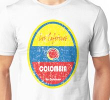 Copa America 2016 - Colombia Unisex T-Shirt