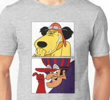 Dastardly & Muttley In Their Flying Machines Cool Stuff Unisex T-Shirt