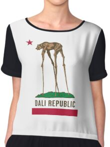 Dali Republic Chiffon Top