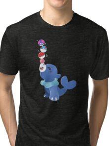 Balancing the balls Tri-blend T-Shirt