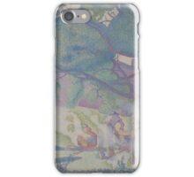 Henri-Edmond Cross-La Ferme iPhone Case/Skin