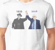 Franklin D. Roosevelt & Bernie Sanders | 1933 2016 Years Unisex T-Shirt