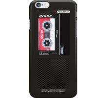 Dale Cooper's Tape Recorder (Diane) iPhone Case  iPhone Case/Skin