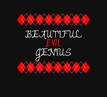 Comics - Beautiful Evil Genius Unisex T-Shirt