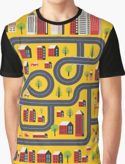 Urban landscape Graphic T-Shirt
