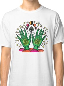 Earth Palm Classic T-Shirt