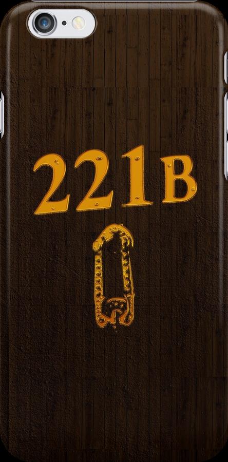 221B Baker St by 0pal-heart
