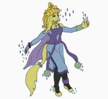 Sorceress of the wind Kids Tee