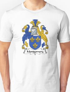 Montgomery Coat of Arms / Montgomery Family Crest Unisex T-Shirt