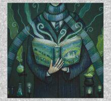 Books magic green One Piece - Long Sleeve