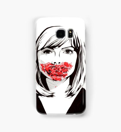 Gore Girl Samsung Galaxy Case/Skin