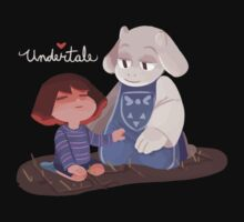 Toriel and Frisk One Piece - Long Sleeve