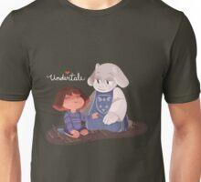 Toriel and Frisk Unisex T-Shirt