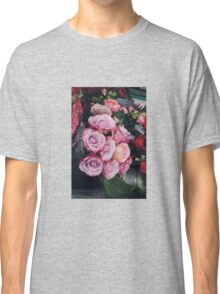 Bed of Roses Classic T-Shirt