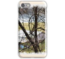 """A Sneak Peek of the Old Farm and the Tale Behind It""... prints and products iPhone Case/Skin"