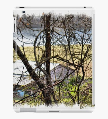 """A Sneak Peek of the Old Farm and the Tale Behind It""... prints and products iPad Case/Skin"