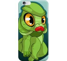 Cutie From The Black Lagoon iPhone Case/Skin