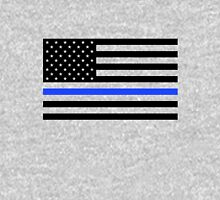 Thin Blue Line American Unisex T-Shirt