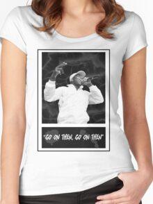 Skepta Women's Fitted Scoop T-Shirt