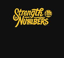 Strength in Numbers Golden Unisex T-Shirt