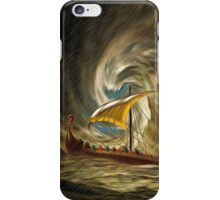 And Who's Turn Was It to Check the Weather this Morning iPhone Case/Skin