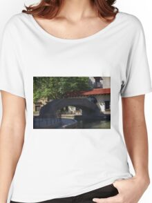 The Canal Walk 2 Women's Relaxed Fit T-Shirt