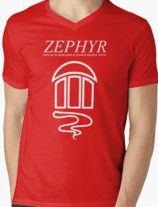 Zephyr Classic Mens V-Neck T-Shirt