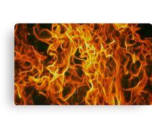 Light my Fire Canvas Print
