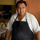 A Hardworking Ecuadorian by Al Bourassa