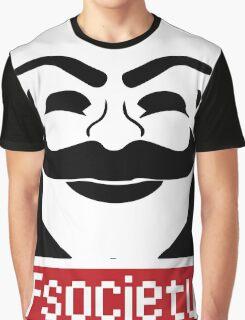 F Society Graphic T-Shirt