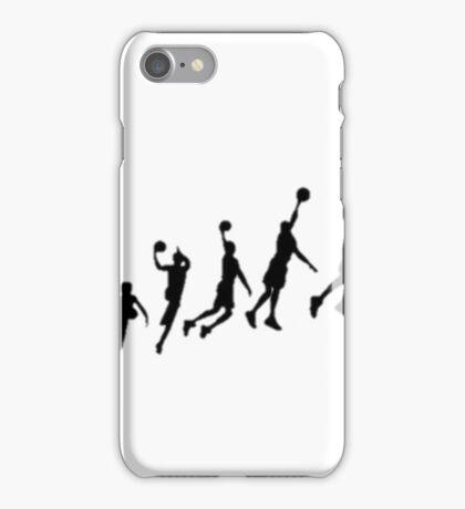 Jumpman evolution iPhone Case/Skin