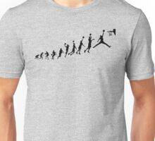 Jumpman evolution Unisex T-Shirt